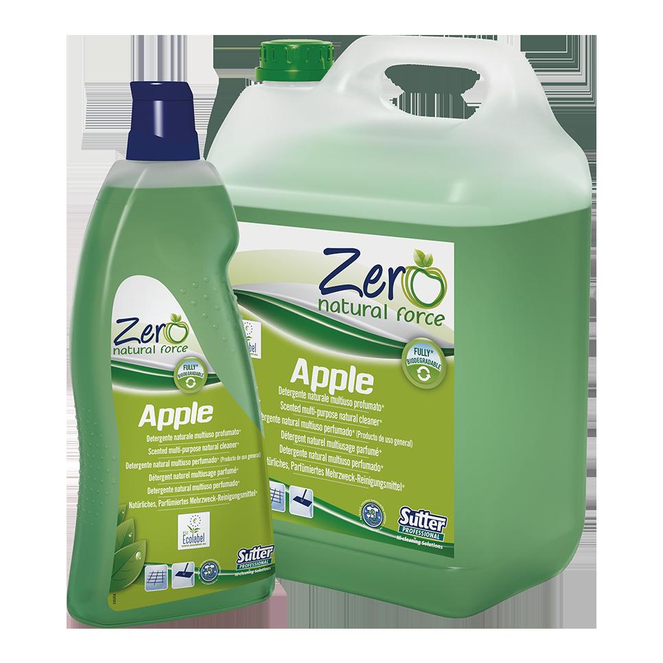 Detergente naturale multiuso profumato