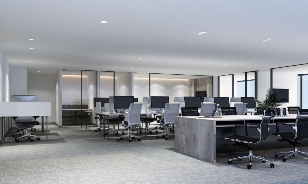 pulizia ordinaria e straordinaria e la sanificazione ambientale certificata, per uffici